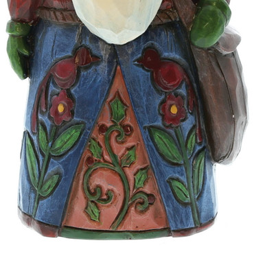 "ENESCO DISNEY CHRISTMAS Hanging Ornament ""Folklore Santa With Bag"" Jim Shore Figur 4058771 – Bild 2"