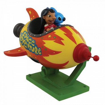 SPACE ADVENTURE - LILO & STITCH Skulptur – Bild 4