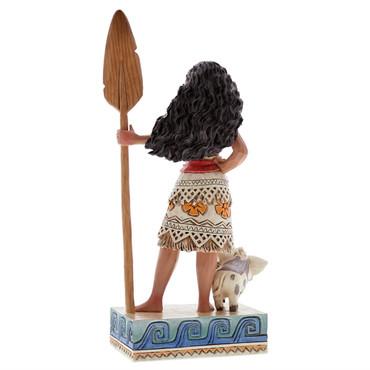 "JIM SHORE Skulptur ""Moana"" - Disney Prinzessin  – Bild 2"