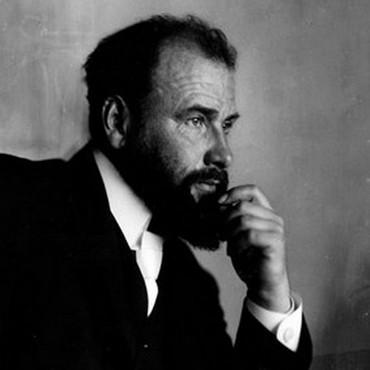 """GOEBEL PORZELLAN Gustav Klimt """"Der Kuss - Porzellanvase""""  – Bild 3"""