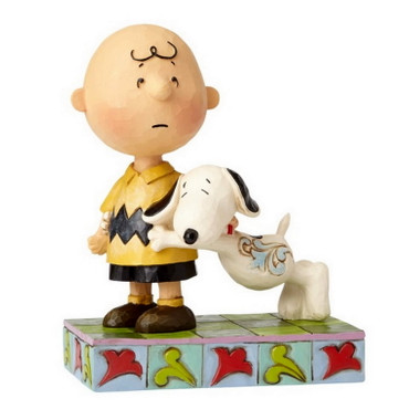 THE PEANUTS Skulptur - I`ll Miss You – Bild 1