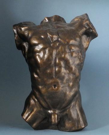 Torso AUGUSTE RODIN Skulptur RO27