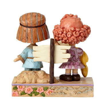 Pig Pen And Frieda - THE PEANUTS Skulptur 4057668  – Bild 3