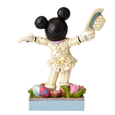 HATS OFF SPRING Mickey Special Figur Jim Shore – Bild 2