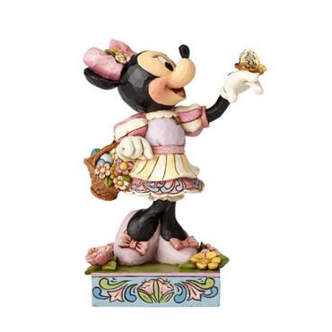 SPRING SURPRISE Minnie Special Figur Jim Shore – Bild 1