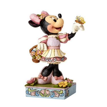 SPRING SURPRISE Minnie Special Figur Jim Shore – Bild 4