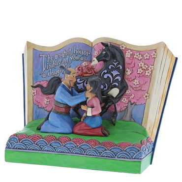 Disney Traditions Storybook - Mulan – Bild 4