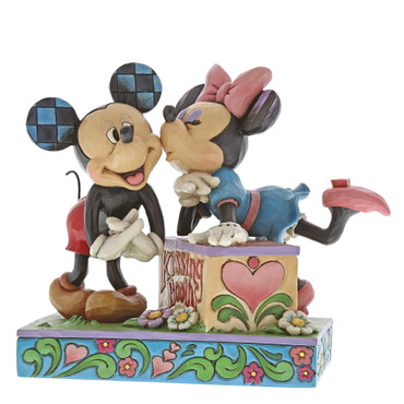 Disney Traditions Mickey & Minnie Mouse Kissing Booth – Bild 2