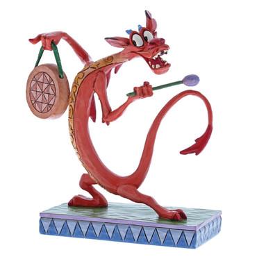 Disney Traditions MUSHU - Drache aus Disney Film Mulan – Bild 1