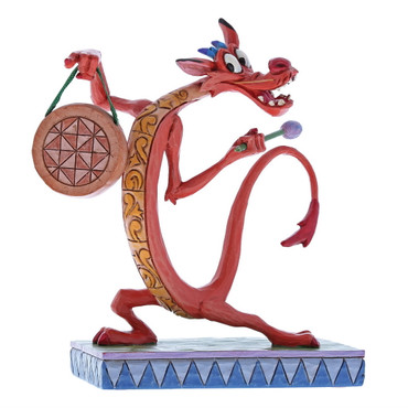 Disney Traditions MUSHU - Drache aus Disney Film Mulan – Bild 3