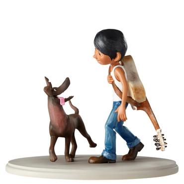Miguel & Dante - Coco SHOWCASE Figur 4055790 – Bild 4