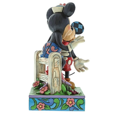 Disney Traditions Mickey & Minnie Mouse - Blühende Romantik – Bild 3