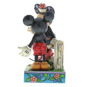 Disney Traditions Mickey & Minnie Mouse - Blühende Romantik – Bild 4
