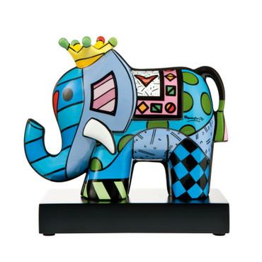 GREAT INDIA 3 Skulptur Romero Britto