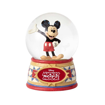 DISNEY TRADITIONS Mickey - The One & Only - Schneekugel – Bild 2
