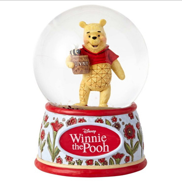 DISNEY TRADITIONS Winnie the Pooh Schneekugel – Bild 2