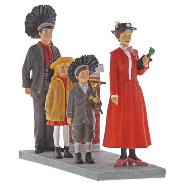 DISNEY ENCHANTING - Mary Poppins Skulptur - Step In Time  – Bild 1
