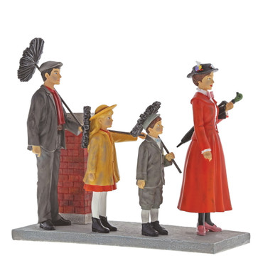 DISNEY ENCHANTING - Mary Poppins Skulptur - Step In Time  – Bild 4