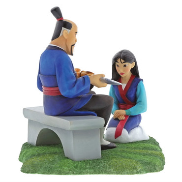 GIFTS TO HONOUR - MULAN Skulptur – Bild 3