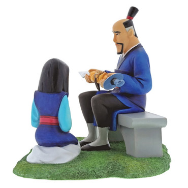 GIFTS TO HONOUR - MULAN Skulptur – Bild 2