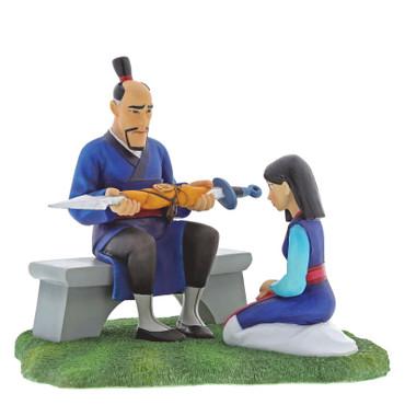 GIFTS TO HONOUR - MULAN Skulptur – Bild 1