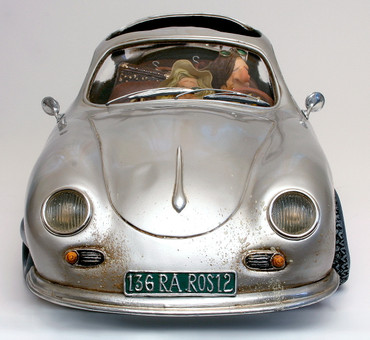 GUILLERMO FORCHINO - PORSCHE 356 SC - limited Edition  – Bild 1