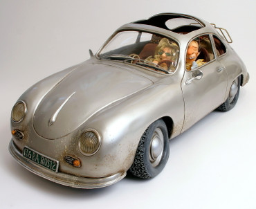 GUILLERMO FORCHINO - PORSCHE 356 SC - limited Edition  – Bild 3