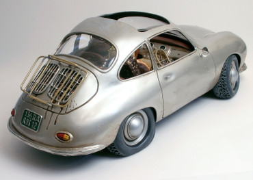 GUILLERMO FORCHINO - PORSCHE 356 SC - limited Edition  – Bild 6