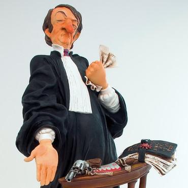GUILLERMO FORCHINO - The Lawyer - Rechtsanwalt – Bild 1