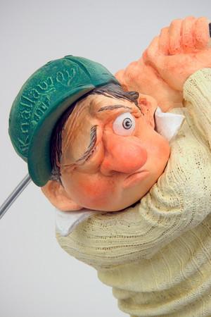 GUILLERMO FORCHINO - Fore! The Golfer – Bild 2