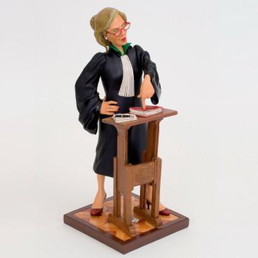 GUILLERMO FORCHINO - Lady Lawyer - Rechtsanwaltin – Bild 1