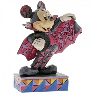 Colourful Count Mickey Mouse JIM SHORE Figur 6000950 – Bild 4