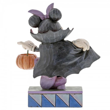 Violet Vampire Minnie Mouse JIM SHORE Figur 6000949 – Bild 6