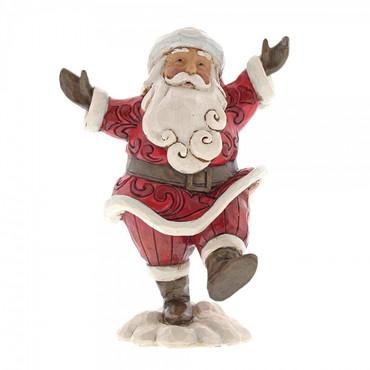 Hooray For The Holidays Santa JIM SHORE Figur 6001490 – Bild 2