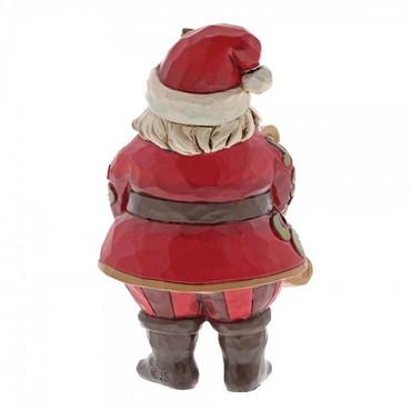 Mini Santa With List JIM SHORE Figur 6001495 – Bild 9