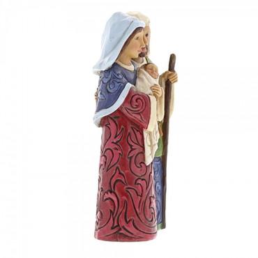 Mini Holy Family JIM SHORE Figur 6001497 – Bild 5