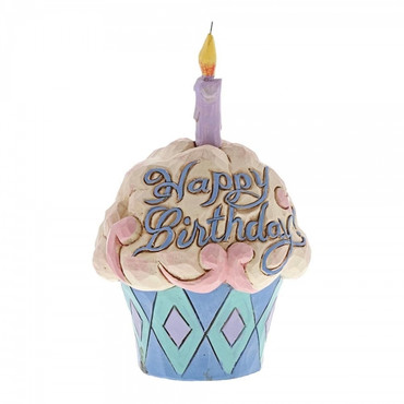 Mini Birthday Cupcake JIM SHORE Figur 4052066 – Bild 2
