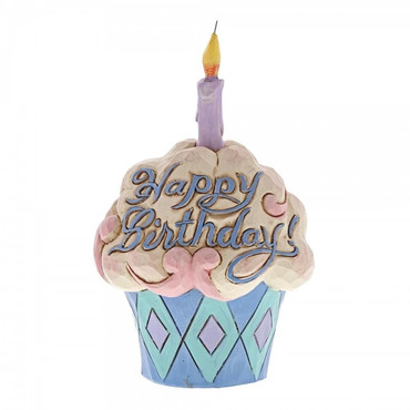 Mini Birthday Cupcake JIM SHORE Figur 4052066 – Bild 1