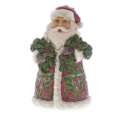 Santa's Coming JIM SHORE Figur 6001430 – Bild 2