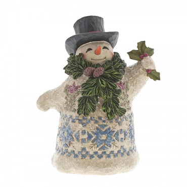 Winter Greetings JIM SHORE Figur 6001431 – Bild 3