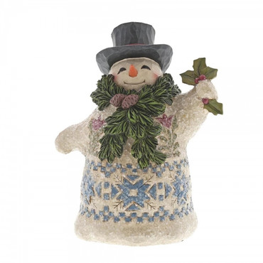 Winter Greetings JIM SHORE Figur 6001431 – Bild 1