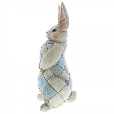 Grey Rabbit Garden Statue JIM SHORE Figur 6001601 – Bild 2