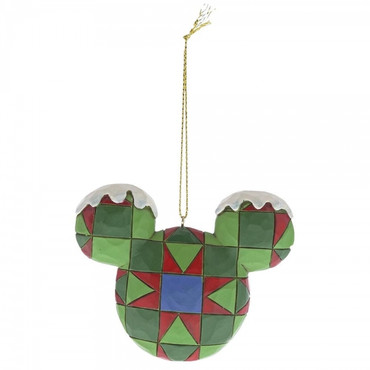 Mickey Mouse Head A29543 Hanging Ornament Set – Bild 5
