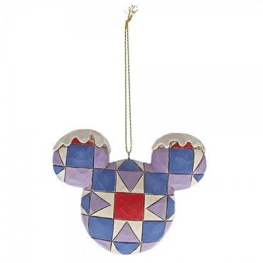 MICKEY MOUSE HEAD Hanging Ornament Set – Bild 3