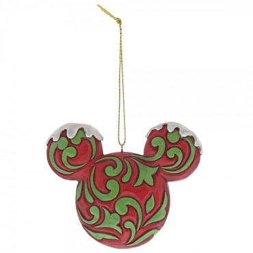 MICKEY MOUSE HEAD Hanging Ornament Set – Bild 4