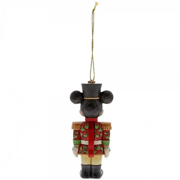 Mickey Mouse Nutcracker A29381 Hanging Ornament  – Bild 3