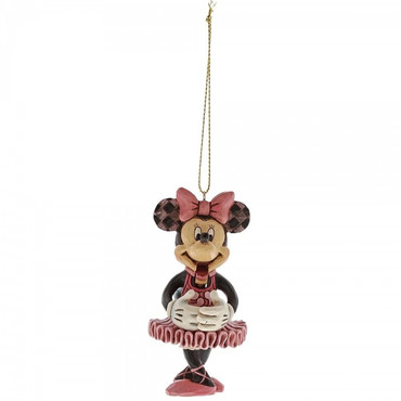 Minnie Mouse Nutcracker JIM SHORE Hanging Ornament A29382 – Bild 1