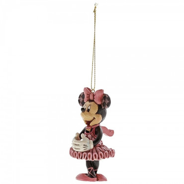 Minnie Mouse Nutcracker JIM SHORE Hanging Ornament A29382 – Bild 3