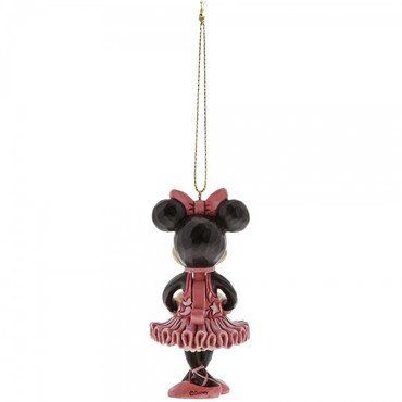 Minnie Mouse Nutcracker JIM SHORE Hanging Ornament A29382 – Bild 4