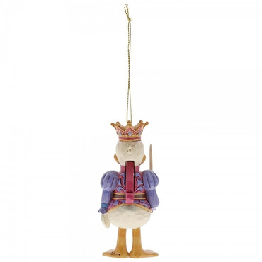 Donald Duck Nutcracker A29383 Hanging Ornament  – Bild 4